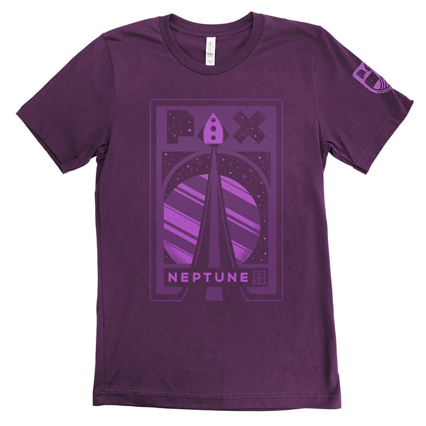 PAX Explorers League: Neptune Tee