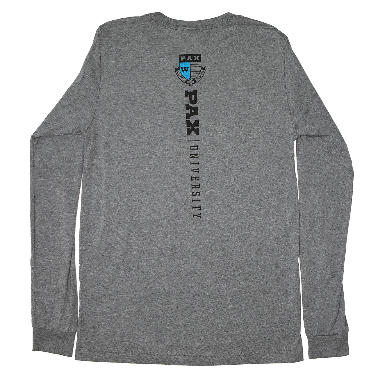PAX West MMXX Fitted Long Sleeve Tee