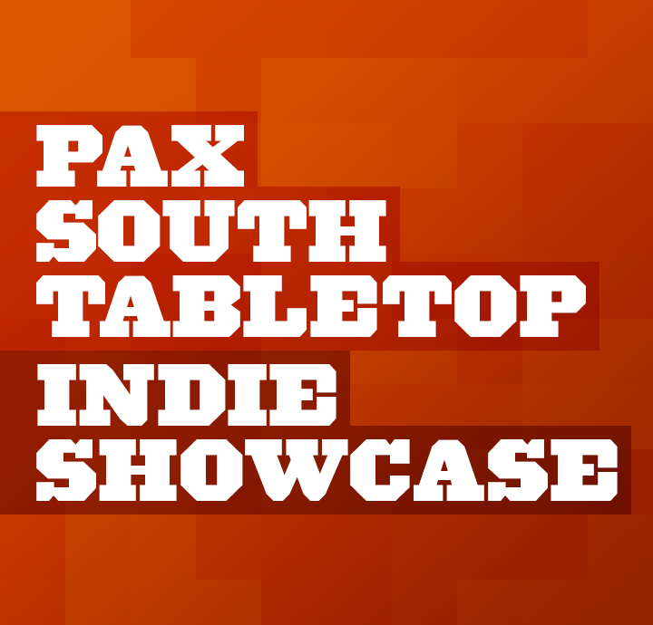 PAX South Tabletop Indie Showcase, 2017 Game Submission