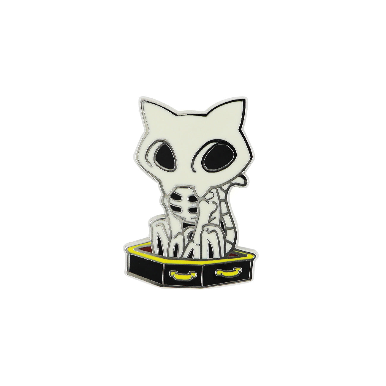 Fracture the Cat Pin