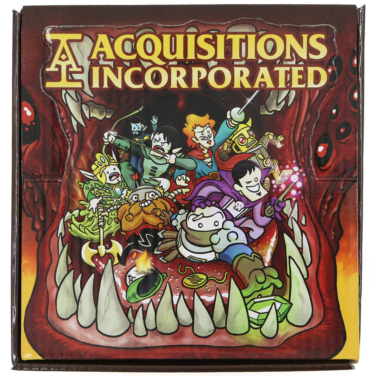 Acquisitions Incorporated Blind Box
