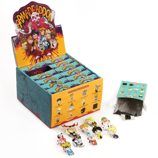 Armadeaddon Blind Box Case