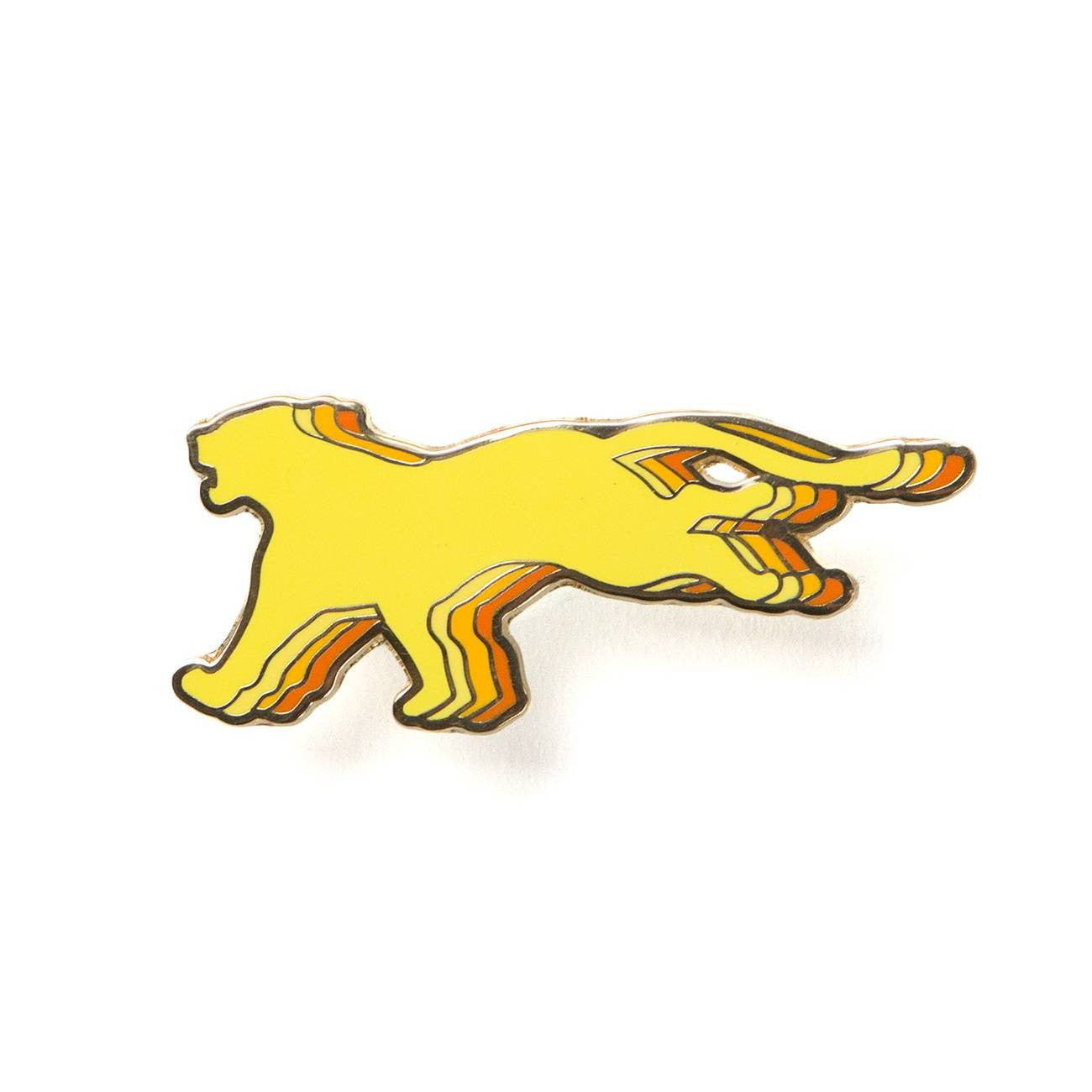 Killer Instinct Firecat Pin