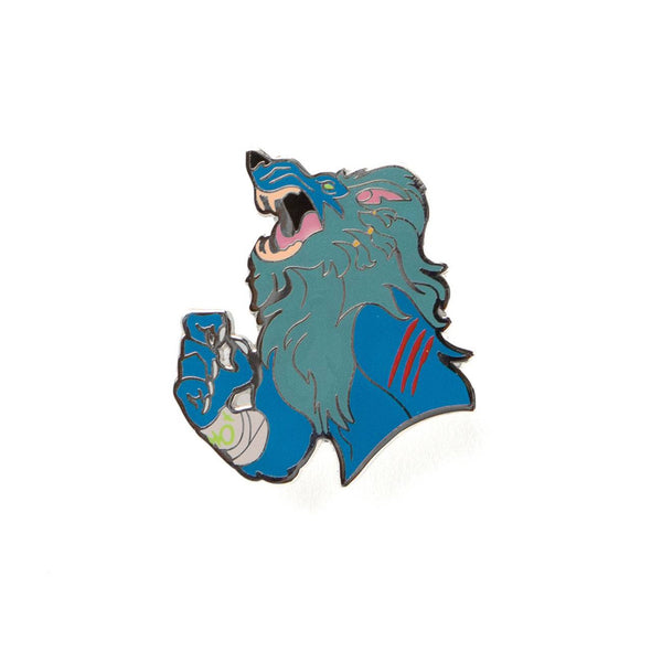 Killer Instinct Sabrewulf Pin