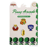 The Legend of Zelda™ Overworld Set 1 Pin Set