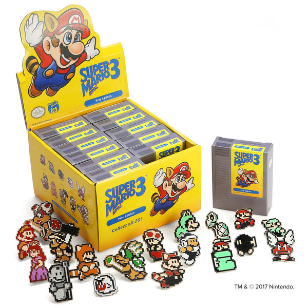 Super Mario Bros.™ 3 Blind Box Case