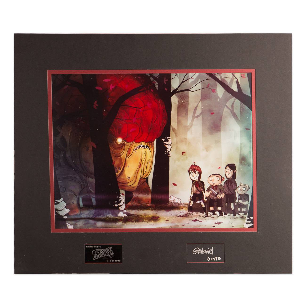 Lookouts Art Cel <br/>(Limited Edition)