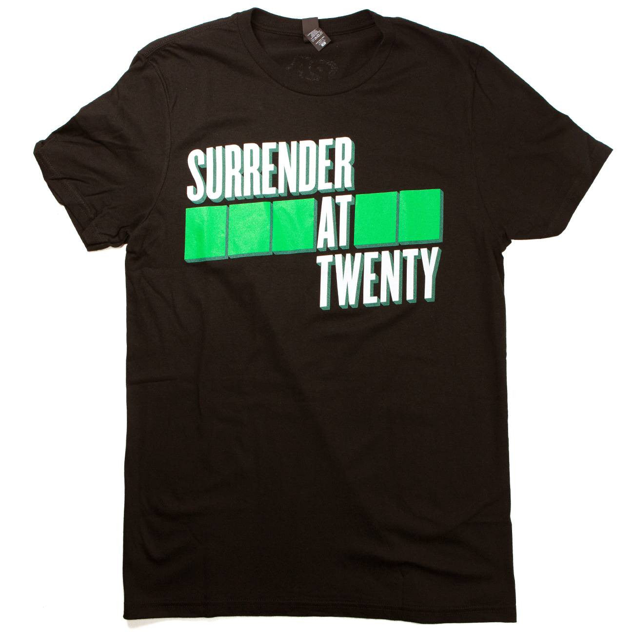 Surrender At Twenty