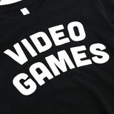 VIDEO GAMES (Black)