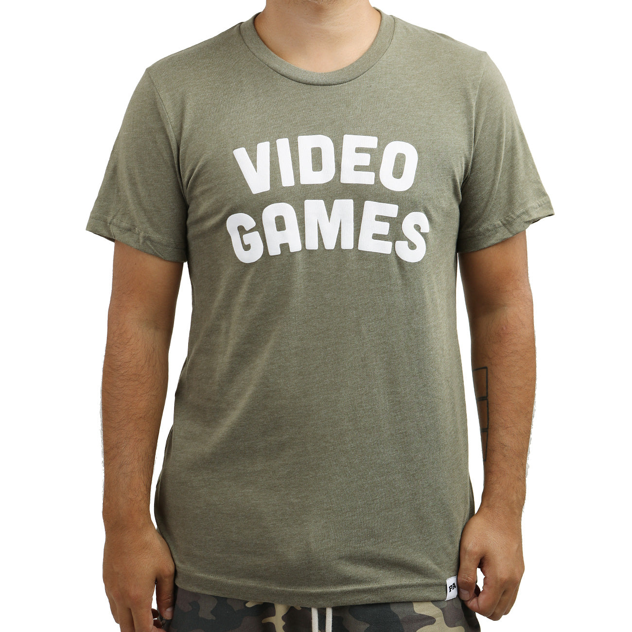 VIDEO GAMES (Olive)