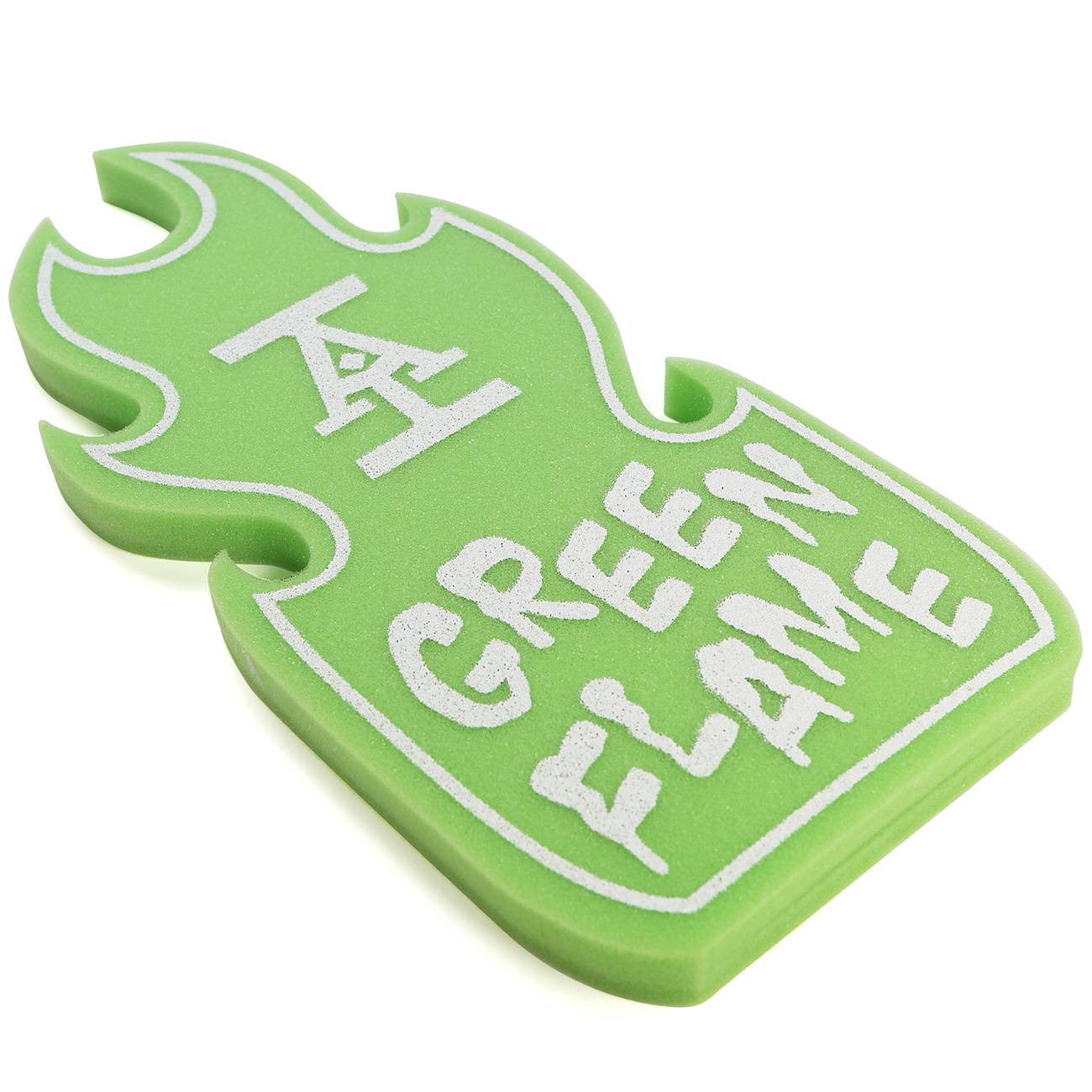 Acquisitions Incorporated Green Flame Foam Finger