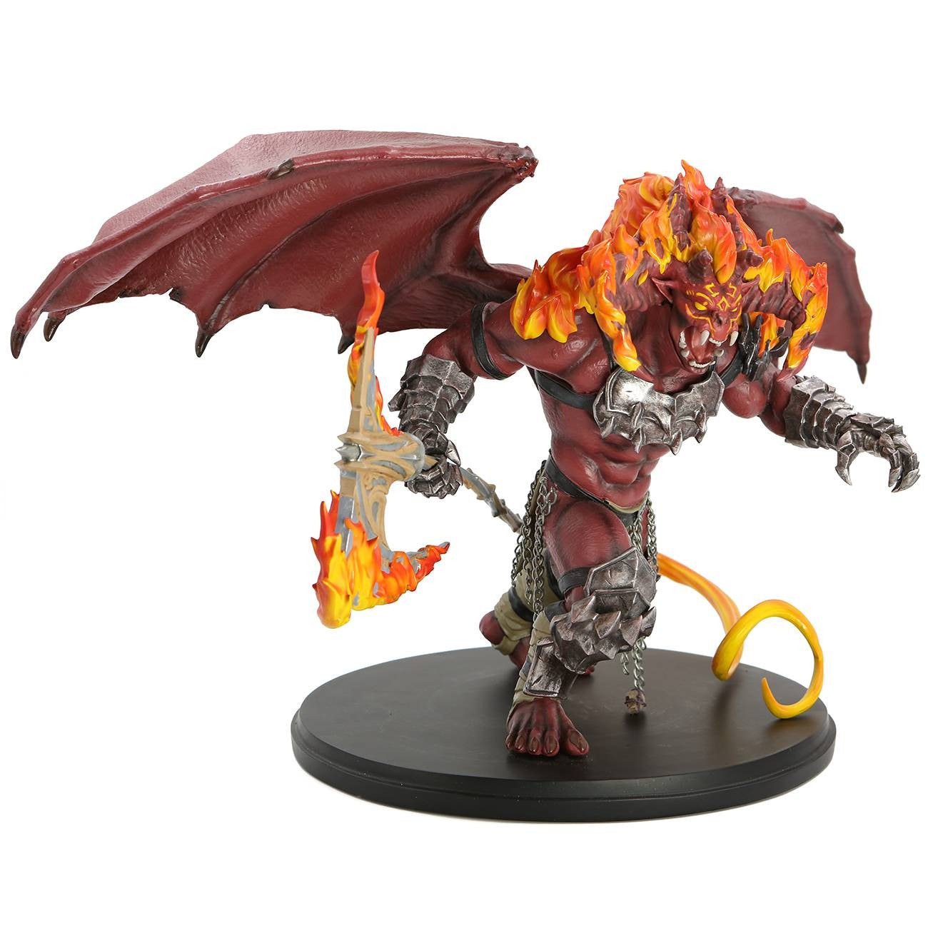 Belaphoss Statue w/ Digital Deluxe Sword Coast Legends