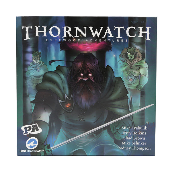 Thornwatch: Eyrewood Adventures