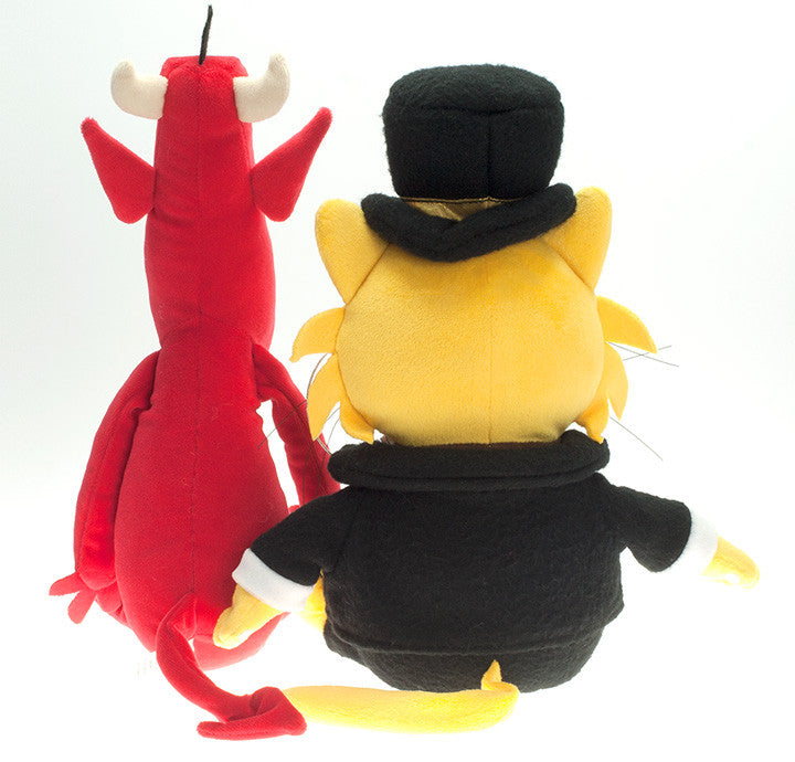 Twisp & Catsby (Plush Set)