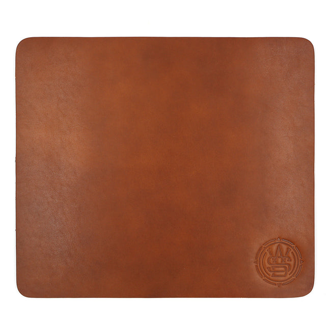 WASD Leather Mouse Pad