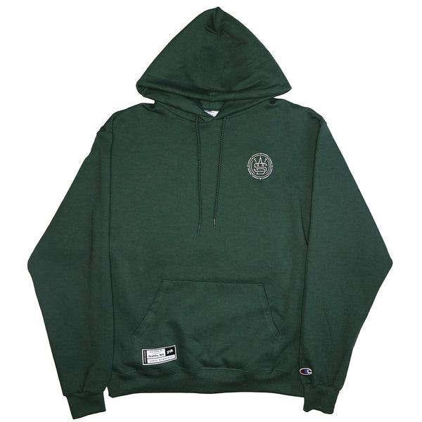 WASD Pullover Hooded Sweatshirt