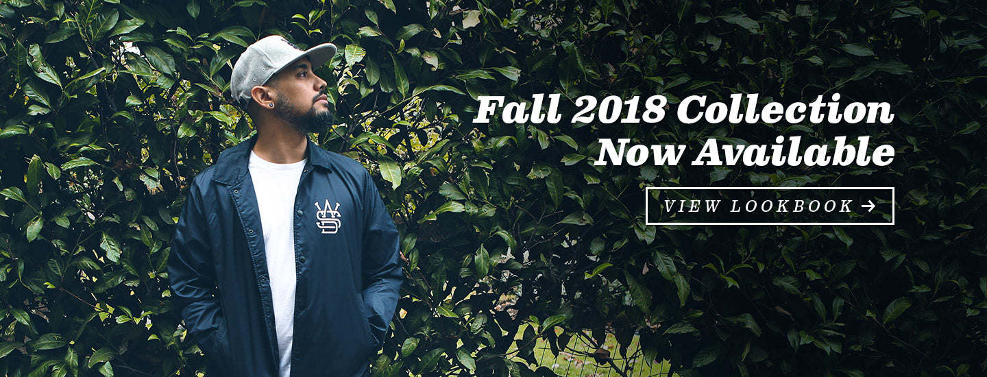 Fall 2018 Collection Now Available - View Lookbook