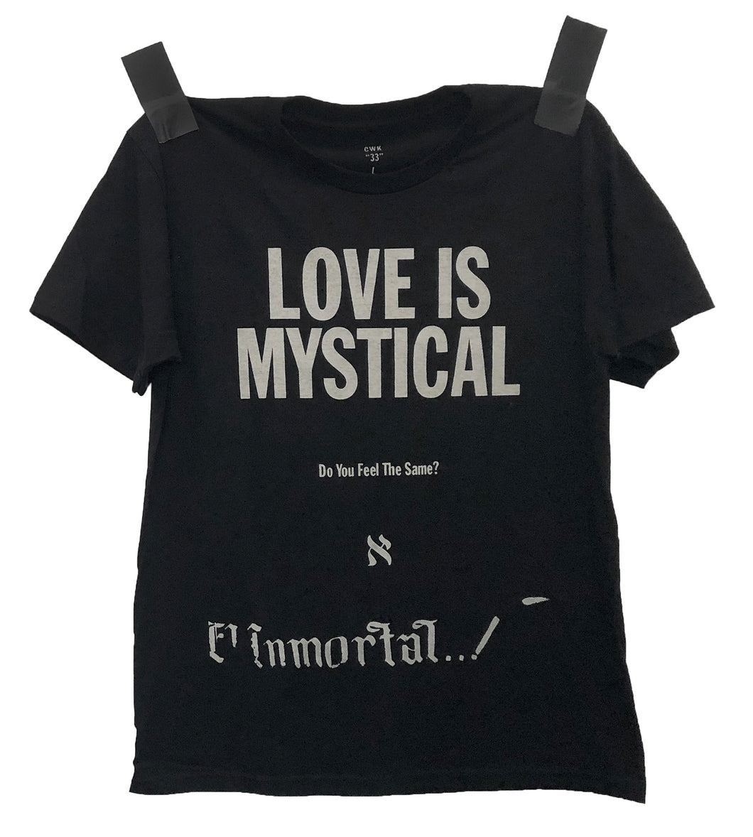 Love Is Mystical
