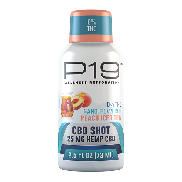 CBD Peach shooter