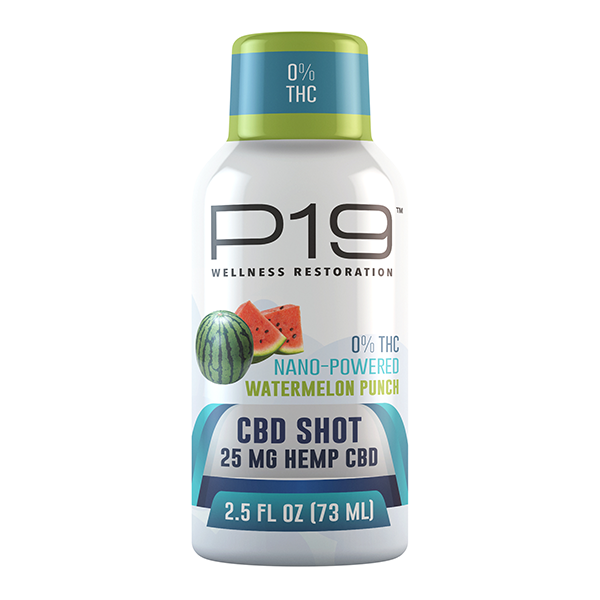 CBD Watermelon shooter