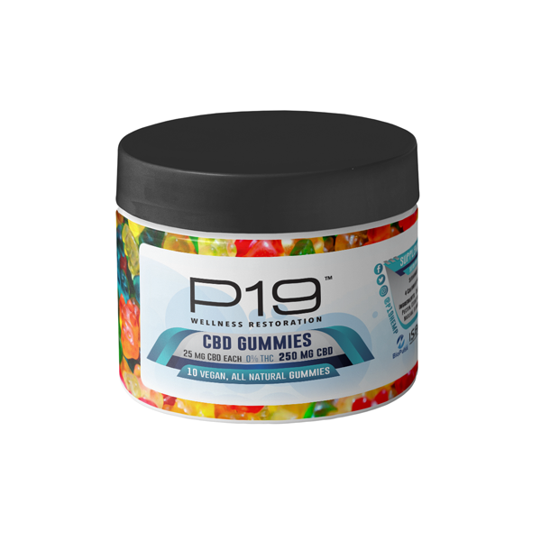 CBD GUMMIES 250MG