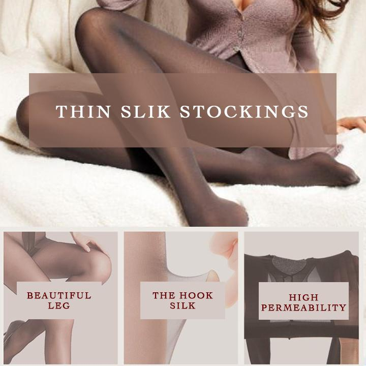 Elastic Silk Tight Stockings