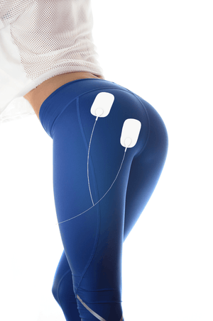 Electronic Hip Firming Massager