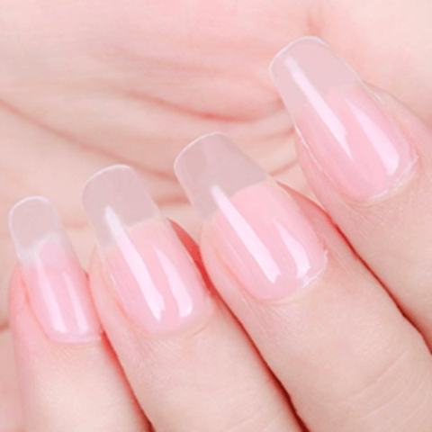 Natural Looking Nail Extension Gel