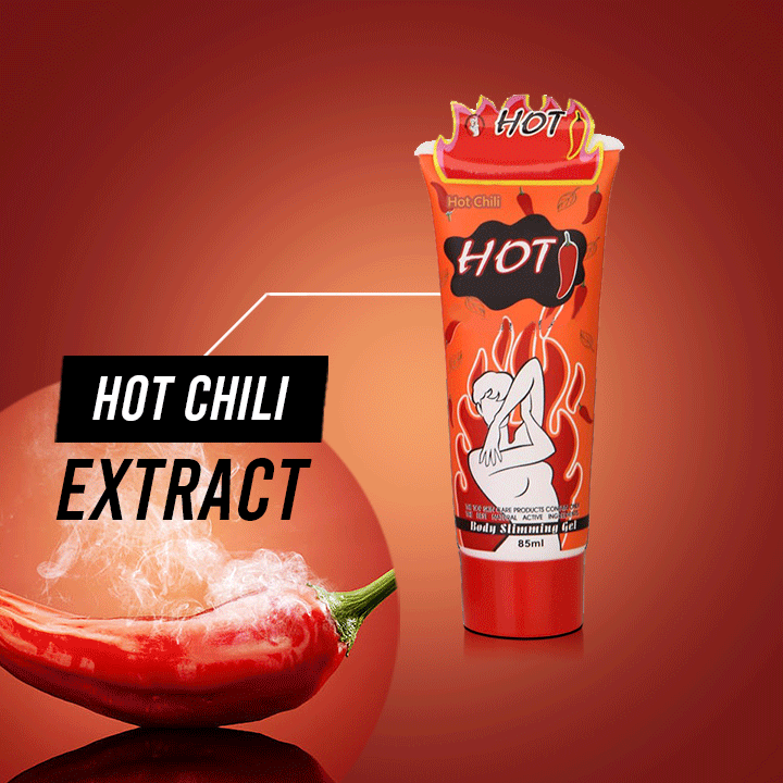 Hot Chili Slimming Gel