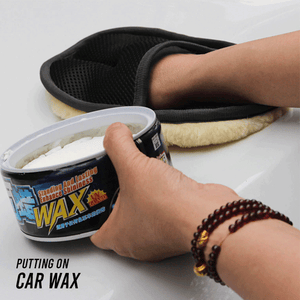 Wool Car Wash Glove