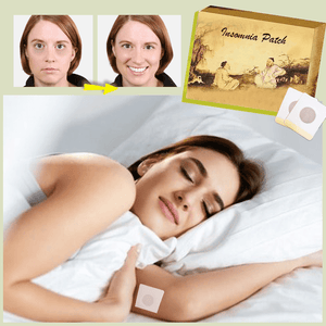 Insomnia Relieving Patch (Pack of 6pcs)