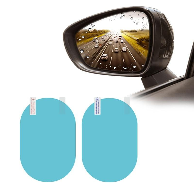 Car Rearview Mirror Protective Film (Pack of 2pcs)