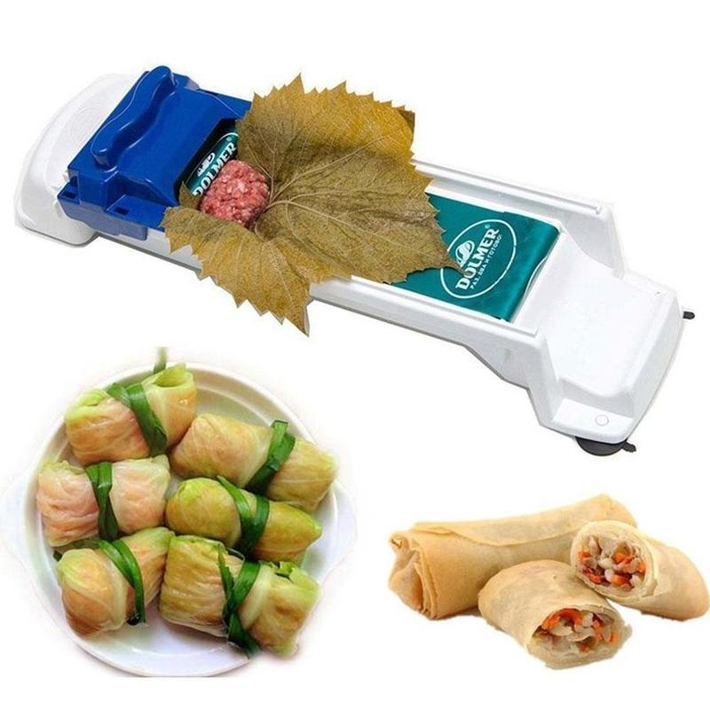 Instant Food Rolling Machine