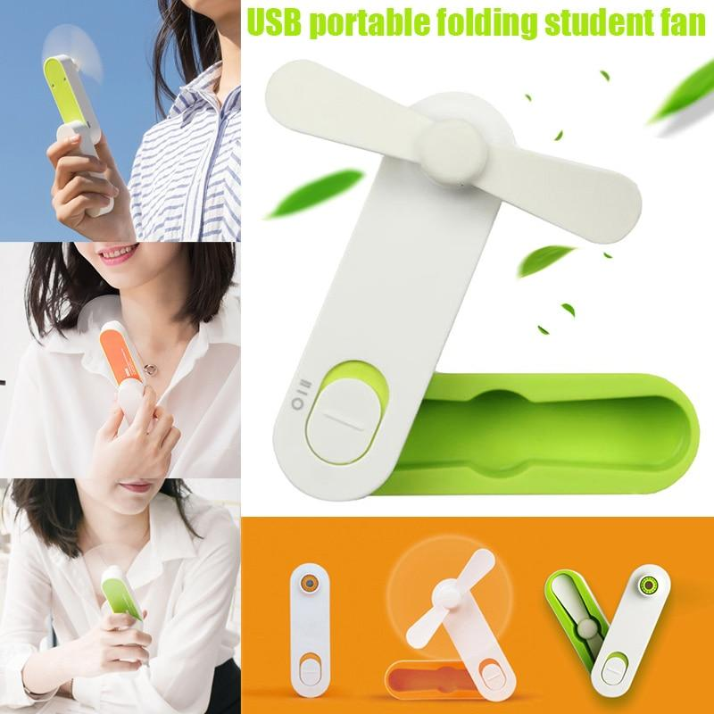 Foldable Mini Pocket Fan