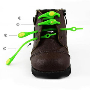 Lazy Shoe Lace (Pack of 12pcs)