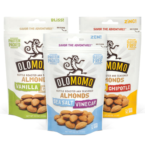 SHOP: ALMONDS, PECANS, CASHEWS