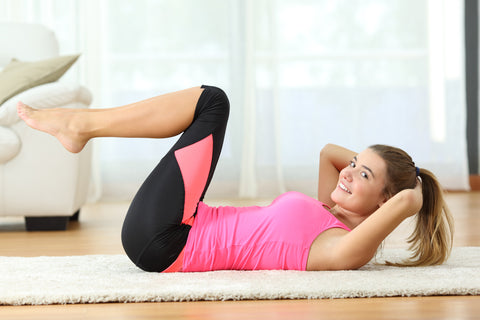 exercises you can do at home