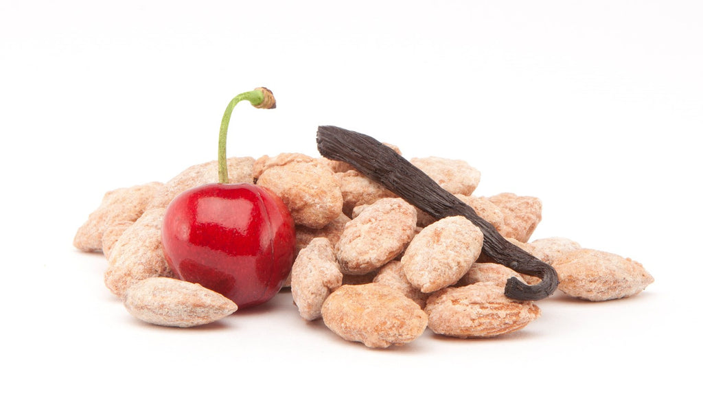 Cherry Vanilla Almonds