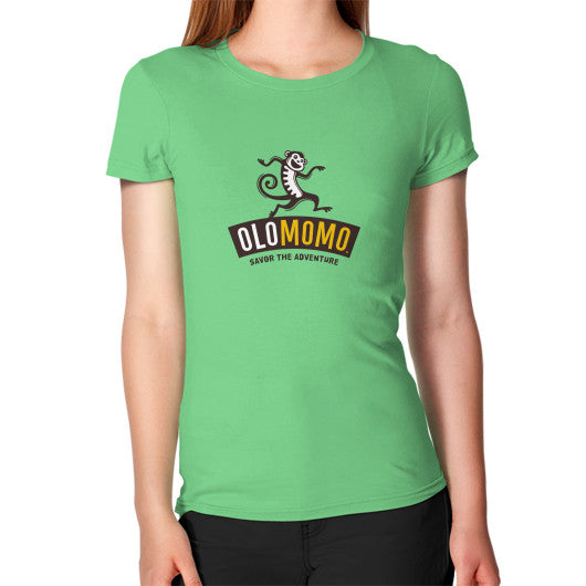 Women's T-Shirt Grass OLOMOMO Nut Company