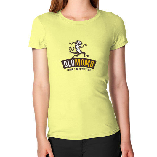Women's T-Shirt Lemon OLOMOMO Nut Company