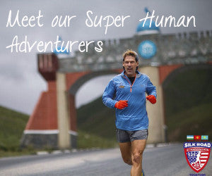 Meet the Olomomo Brand Ambassadors like Dean Karnazes