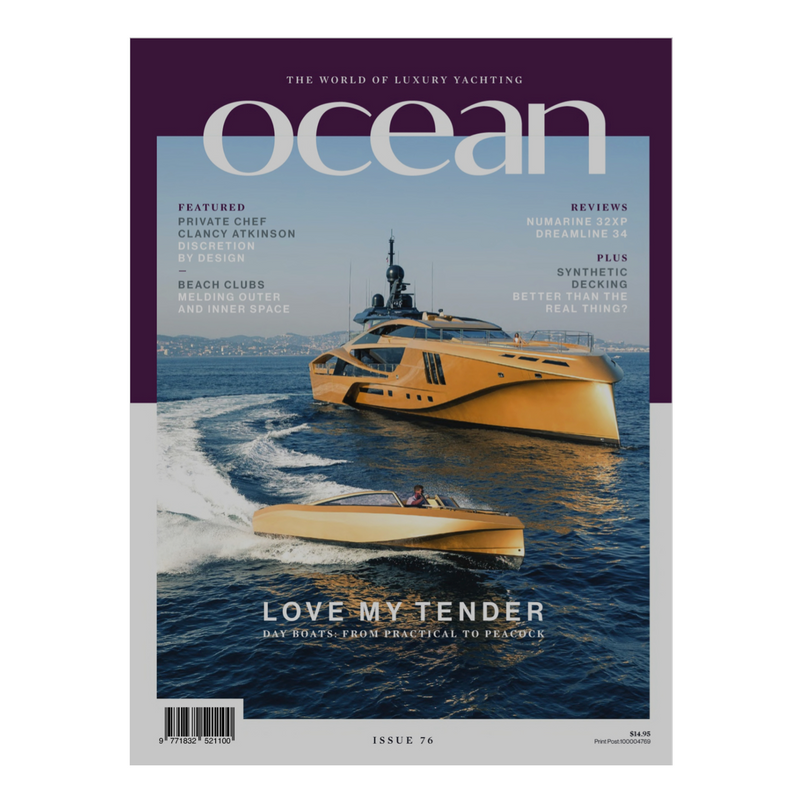 Pillowscaping | Ocean Magazine