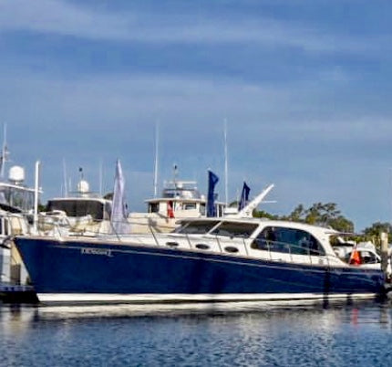 Palm Beach Motor Yacht 65 Sedan by Boat Style