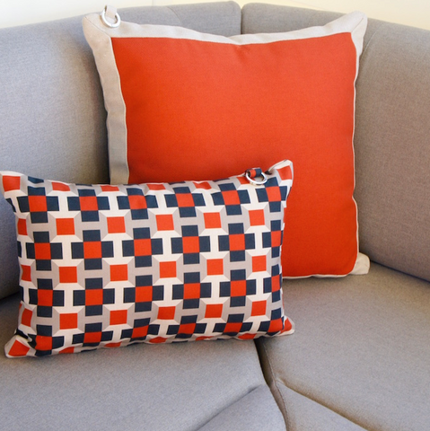 Hermes outdoor fabrics by Boat Style