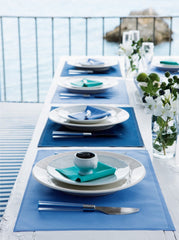 Boat Style Table Setting