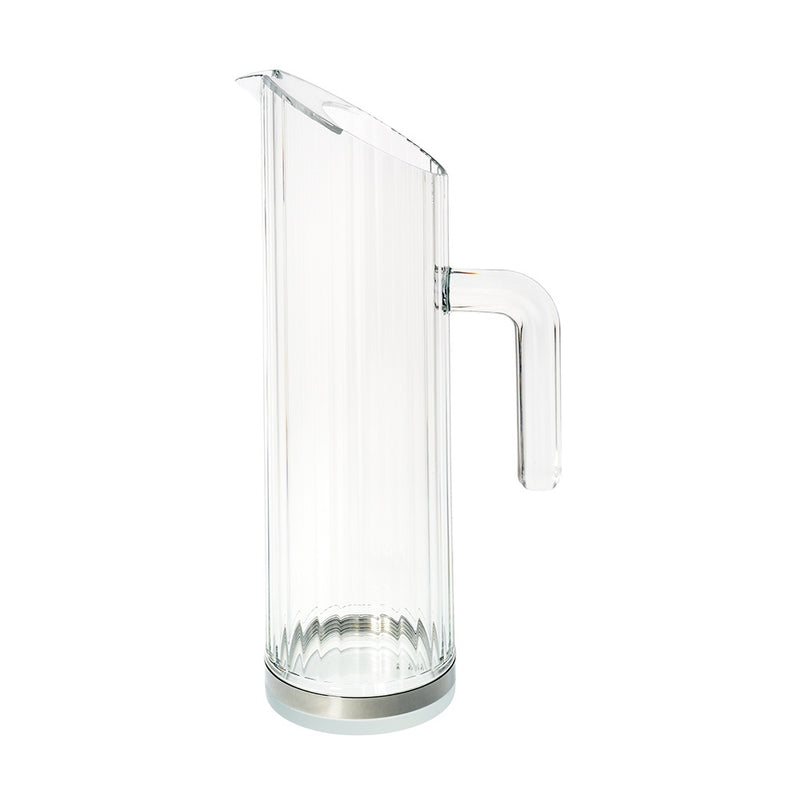 D-Still 1.5L Polycarbonate Water Pitcher with Removal Base