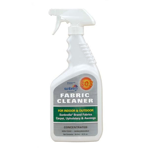 Sunbrella 303 Outdoor Fabric Cleaner