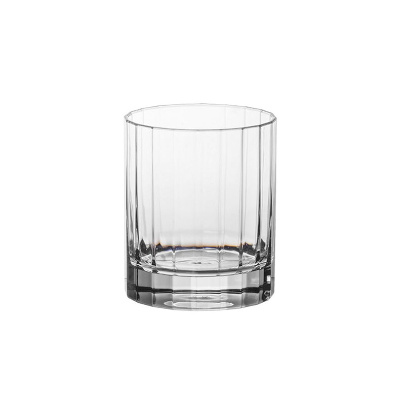 D-Still 260ml Polycarbonate Bamboo Highball Unbreakable Glasses