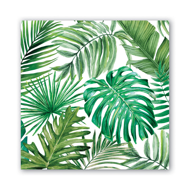 Michel Design Works Palm Breeze Paper Luncheon Napkins
