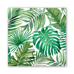 Michel Design Works Melamine Palm Accent Tray